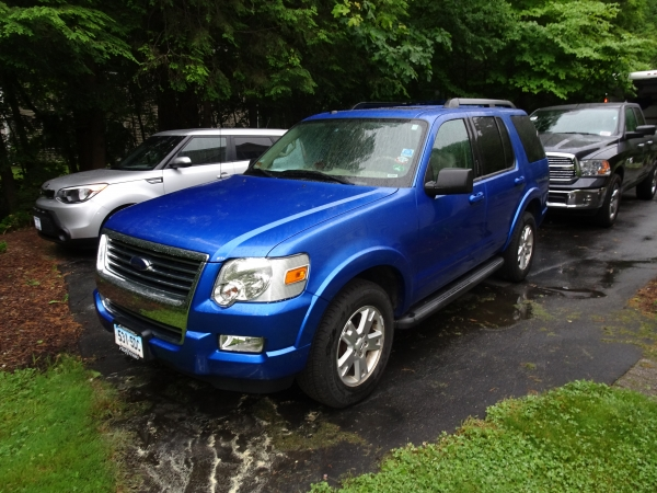 2010 Ford Explorer Private Treaty Sale